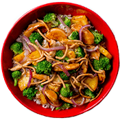 picture regarding Genghis Grill Printable Coupon known as Produce Your Particular Mongolian Stir Fry Bowls Genghis Grill